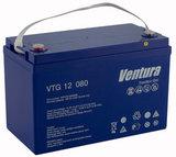 Аккумулятор Ventura VTG 12 080 ( 12V 80Ah / 12В 80Ач ) - фотография