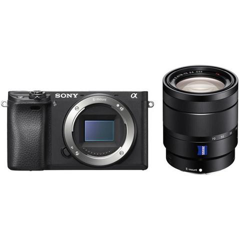 Цифровой беззеркальный фотоаппарат Sony A6300 Kit (16-70)
