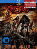 Kreator / Dying Alive (Limited Edition)(Blu-ray+2CD)