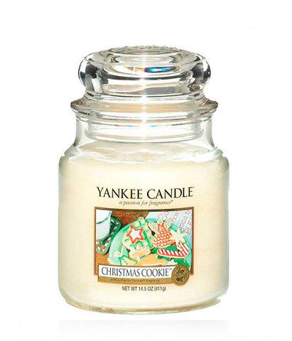 Ароматическая свеча Рождественское печенье, Yankee Candle