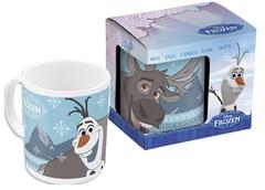 Холодное сердце Олаф Кружка керамическая — Cup Frozen Olaf