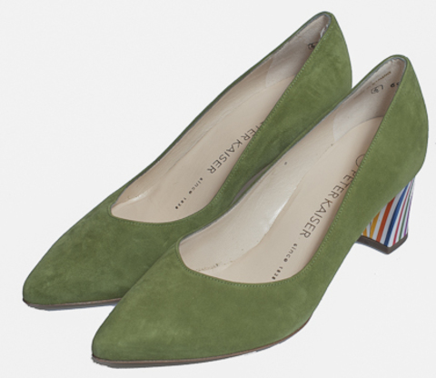 67111 -274 capivari suede, multi lines туфли женские Peter Kaiser