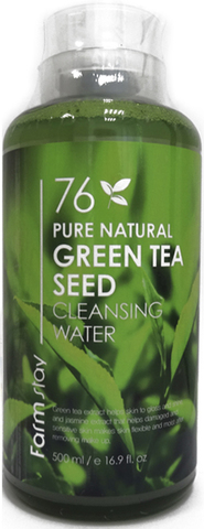 FarmStay Pure Natural Green Tea Seed Cleansing Water