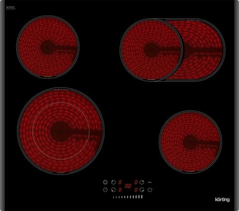 Электрическая варочная панель Korting HK 62550 B