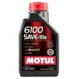 Motul 6100 Save Lite 5W30 Синтетическое моторное масло