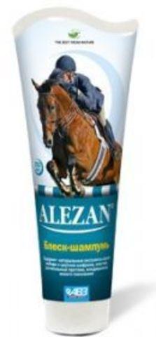 Alezan Блеск-шампунь для гривы и хвоста лошадей (250 мл)