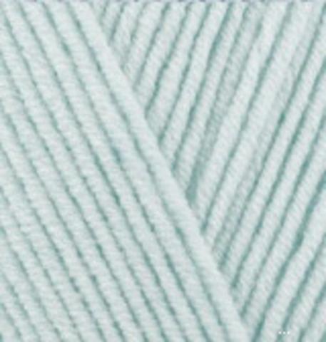 Пряжа Cotton gold (Alize) 514 Ледяной фото