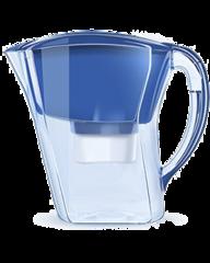 Водоочиститель Кувшин модель Аквафор Агат (синий кобальт)