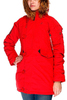 Куртка Аляска Женская - Explorer (красная - speed red)