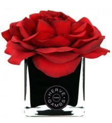 Ароматический диффузор Herve Gambs Красная роза-Черный куб