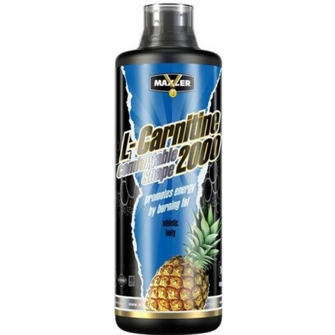 L-Carnitine Comfortable Shape 2000 1000ml.