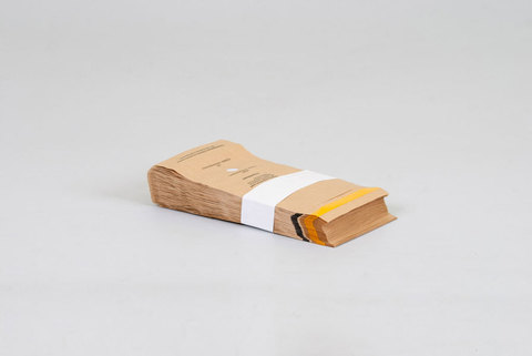 Крафт-пакеты коричневые 115*200 мм с индикатором (100 шт)