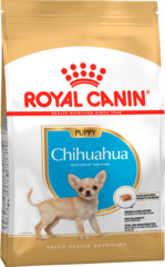 Корм для щенков собак породы чихуахуа, Royal Canin Chihuahua Junior