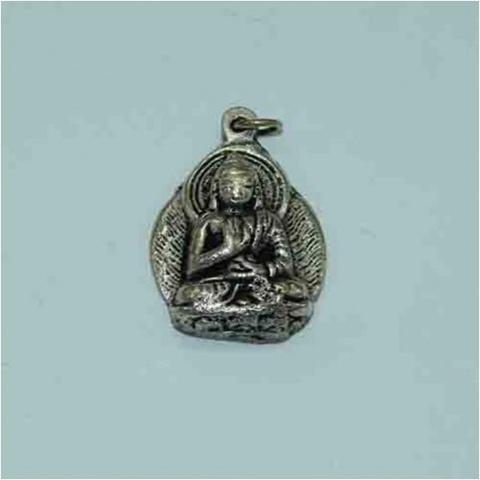 Подвеска оберег Будда металл Непал