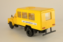 GAZ-53 Watch Aeroflot Kompanion 1:43