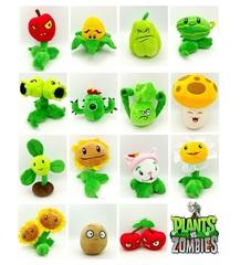 Растения против Зомби мягкие игрушки серия 02