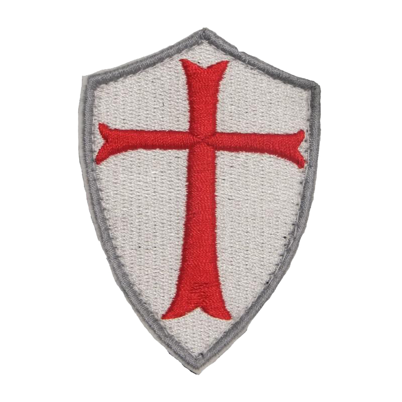 Крест на белом (крестоносец)