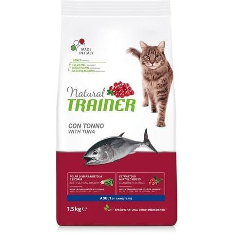 Купить NATURAL TRAINER ADULT WITH TUNA
