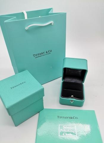 Подарочная упаковка (комплект) TIFFANY lux, серая