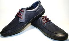 Туфли мужские демисезонные Luciano Bellini 32011-00