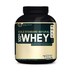 100 % Natural Whey Gold Standart (2,3 кг.)