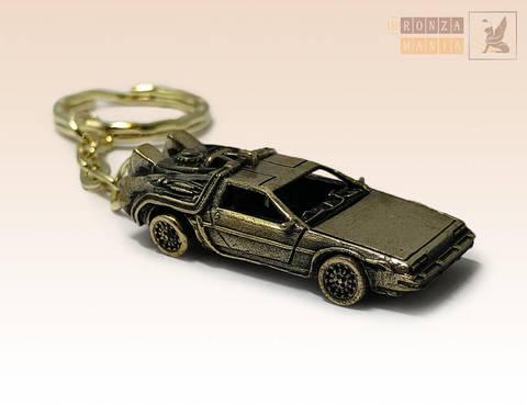брелок Автомобиль DeLorean DMC-12