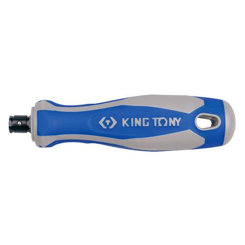KING TONY (91232) Отвертка рукоятка для бит серии 1317
