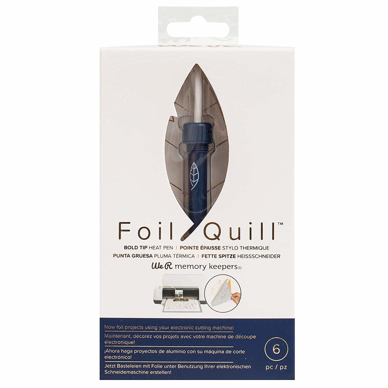 Ручка-насадка для фольгирования  We R Memory Keepers Foil Quill Pen -Bold Tip. Большая 2,5 мм