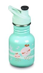 Детская бутылка Klean Kanteen Kid Classic Sport 12oz (355 мл) Jellyfish (JF)