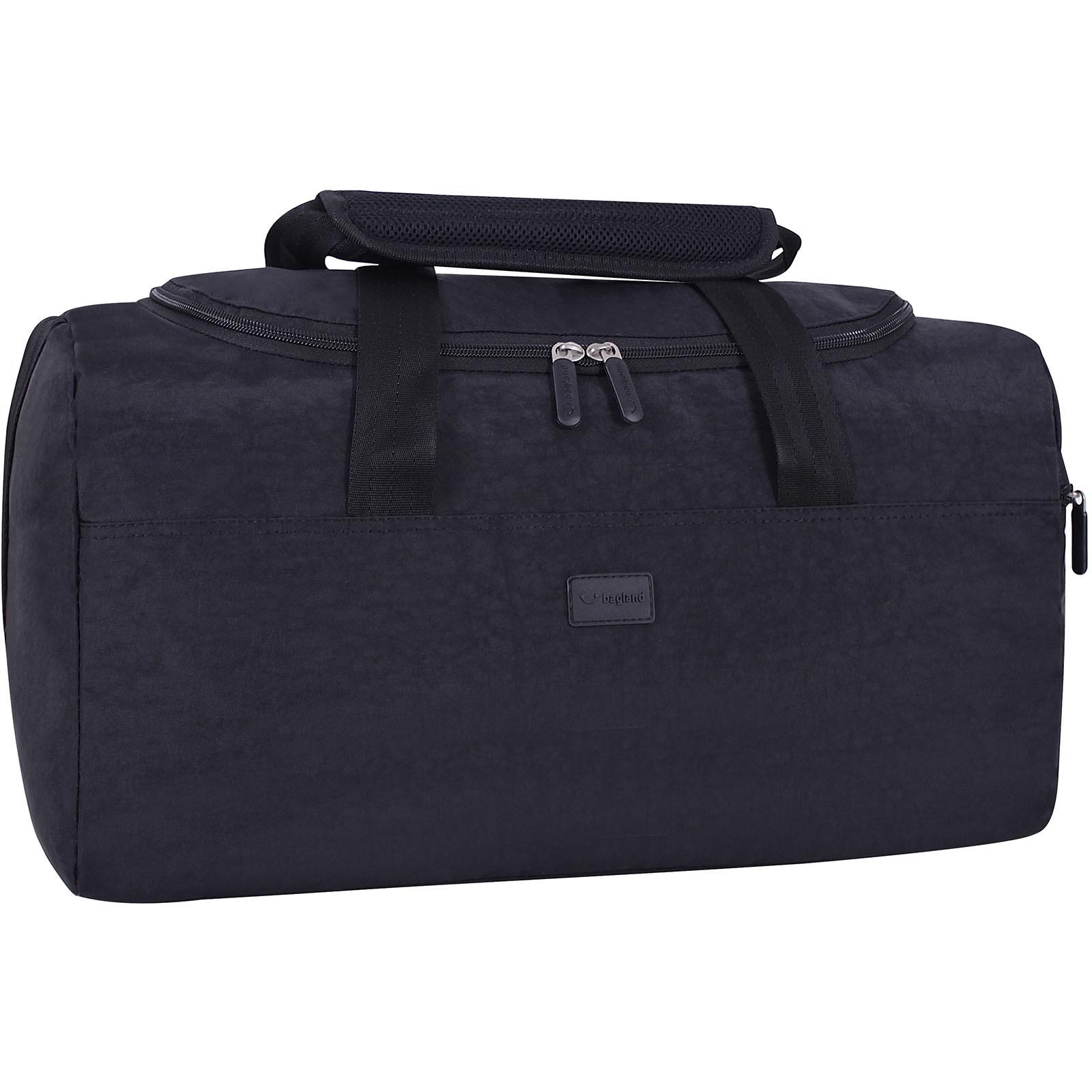 Дорожные сумки Сумка Bagland Boston 25 л. Черный (0037470) IMG_7166.JPG