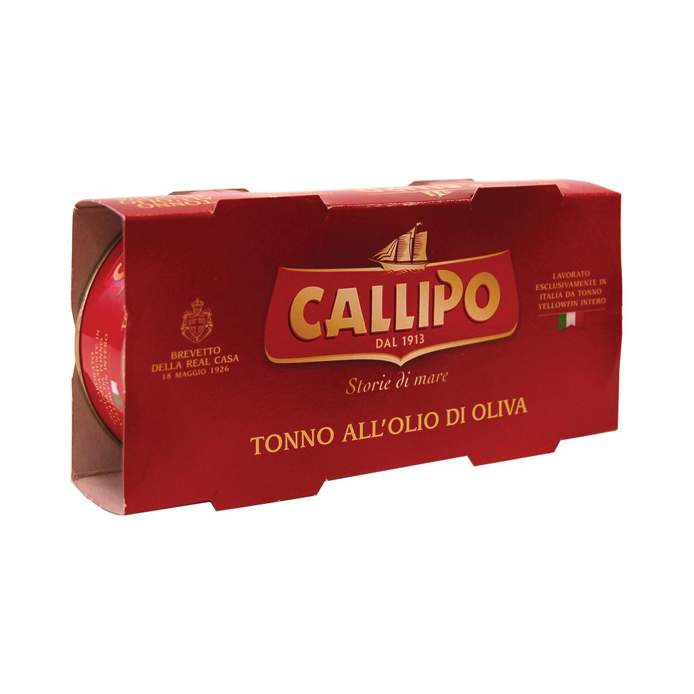 Тунец Иелоуфин в оливковом масле 2x160 г