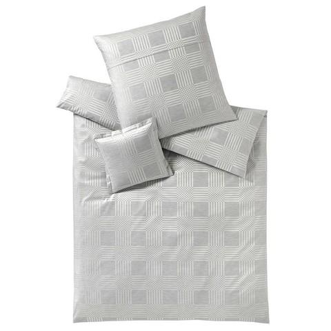 Постельное белье 2 спальное Elegante Palladium серое