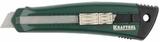 Нож с сегментированным лезвием Solingen, KRAFTOOL 09195