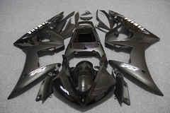 Комплект пластика для мотоцикла Yamaha YZF-R6 05 Черный