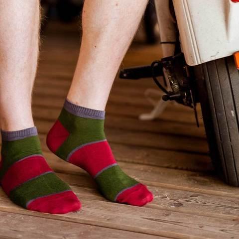 Короткие носки Marrey Verginia