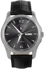 Мужские швейцарские наручные часы L'Duchen D 183.11.21