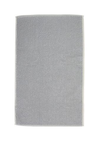 Элитный коврик для ванной Payas слоновая кость-голубой от Hamam