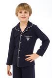 Детская пижама классического кроя Story Loris