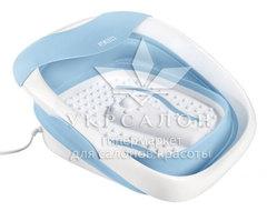 Силиконовая гидромассажная ванночка складная с вибромассажем Foldaway Luxury Foot SPA