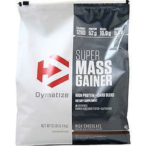 DMT Super Mass Gainer 12lbs.
