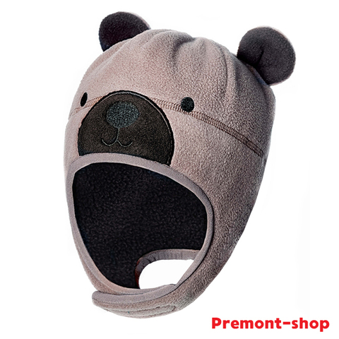 Шапка Premont WP93871 BROWN