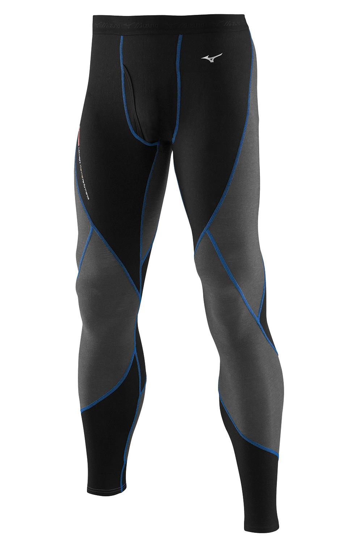 Термобелье кальсоны Mizuno Virtual body long tights