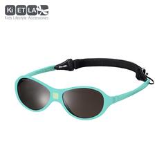 Очки солнцезащитные детские Ki ET LA Jokaki 1-2,5 лет. Menthol Blue (мятный)