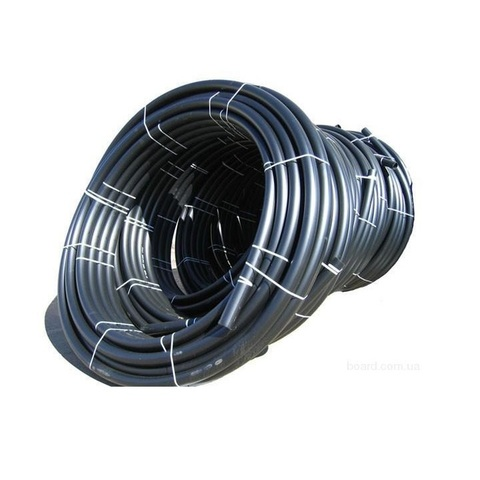 Трубка ПНД 40 мм в бухтах (100м)