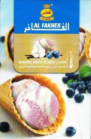 Al Fakher Blueberry Vanilla Ice Cream 50 грамм