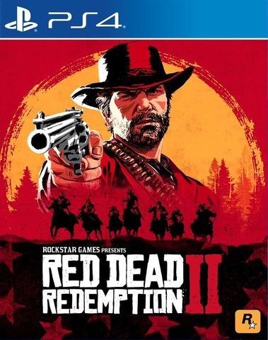 Sony PS4 Red Dead Redemption 2 (русские субтитры)