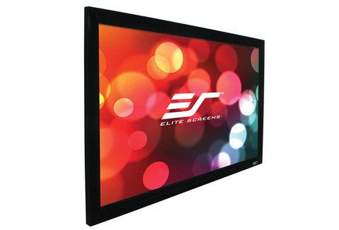 Elite Screens PVR100WH1, экран на раме