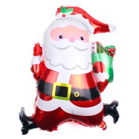 Шар Фигура Санта Клаус