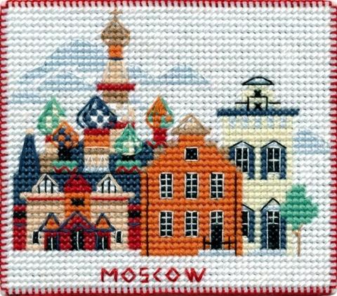 Столицы мира. Москва