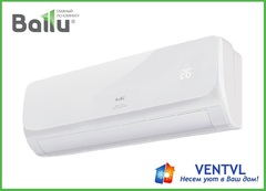 Кондиционер Ballu ECO PRO DS Inverter BSWI-12HN1/EP/15Y